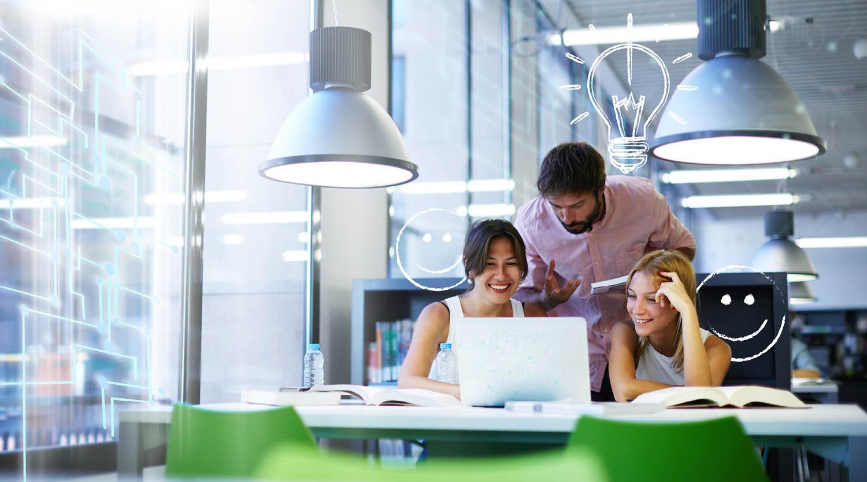 מתחמי עבודה משותפים  COWORKING- למה ולמי זה טוב?